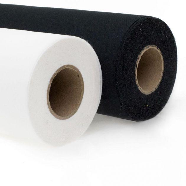 Entretela Tecido de Malha Termocolante Leve 35g 50m