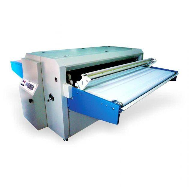 Máquina De Dublagem Rotativa Esteira 1,6m Largura 18kw 380v
