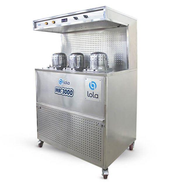 Máquina de Refrigeração para Bonés