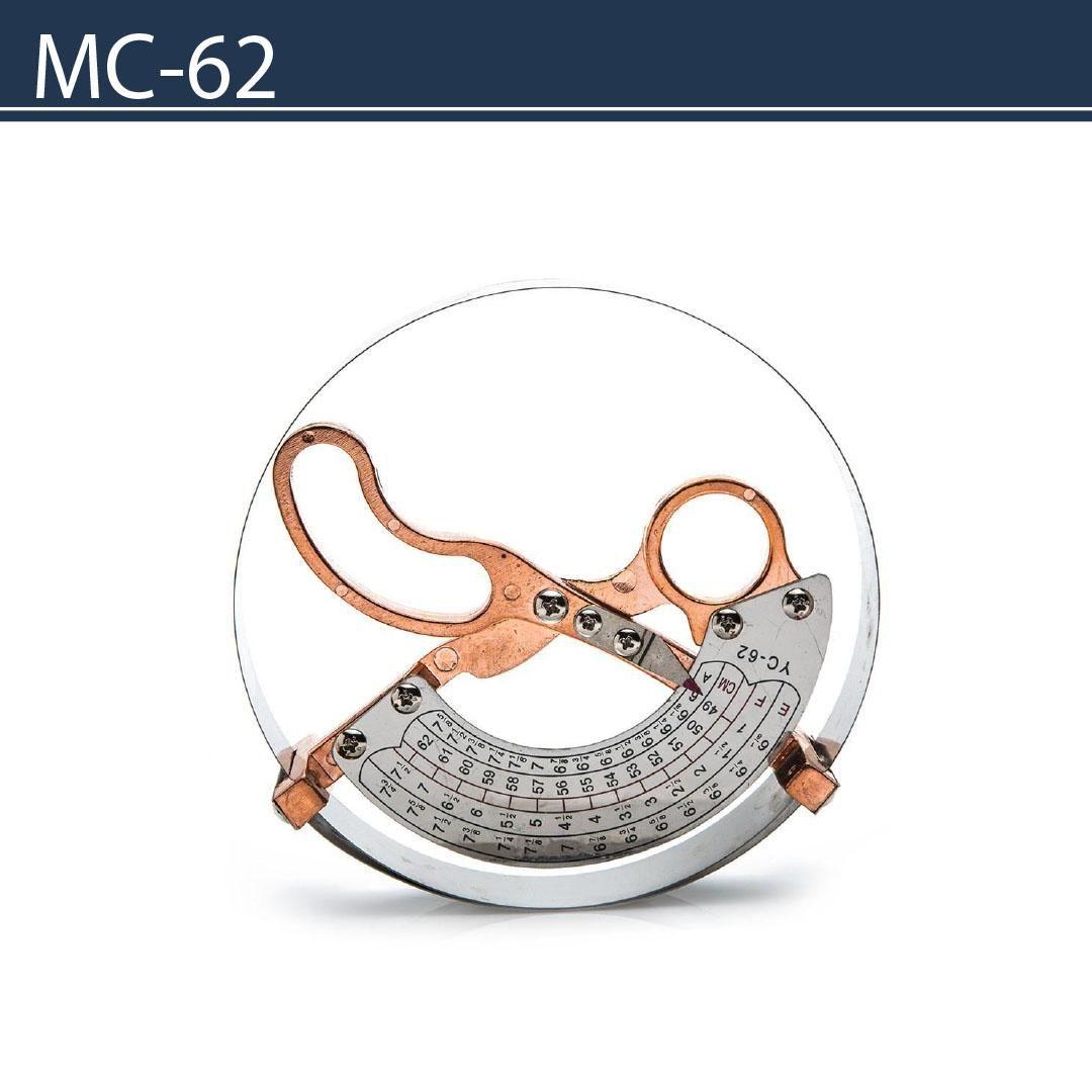 Medidor de Circunferência para Bonés